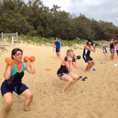 Ocean Earth Fitness Challenge 2014