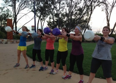 Kettlebell Kamp 2014: Learning the mechanics and many functions of this tricky implement.
