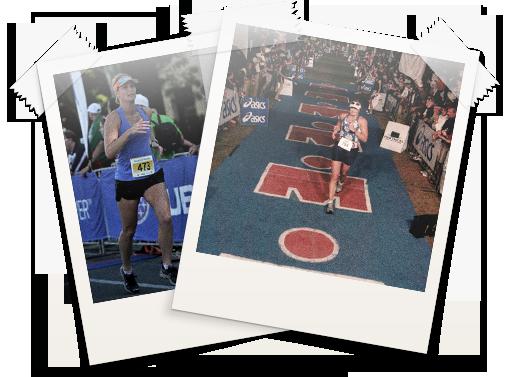 Rebecca Swanton marathon