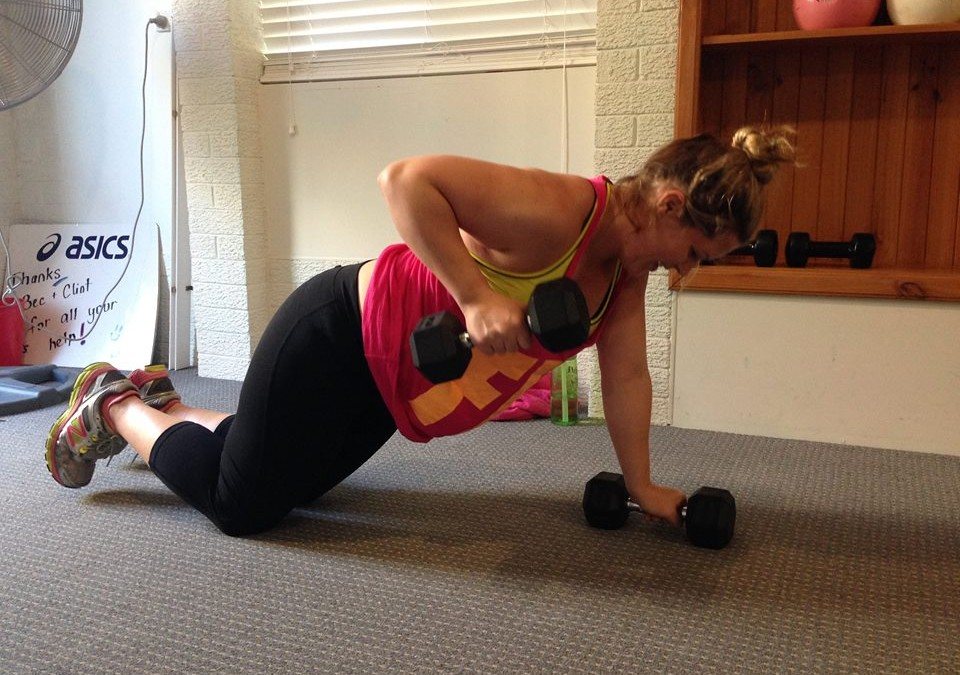 How to stay fit while pregnant
